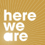 Here We Are Logo