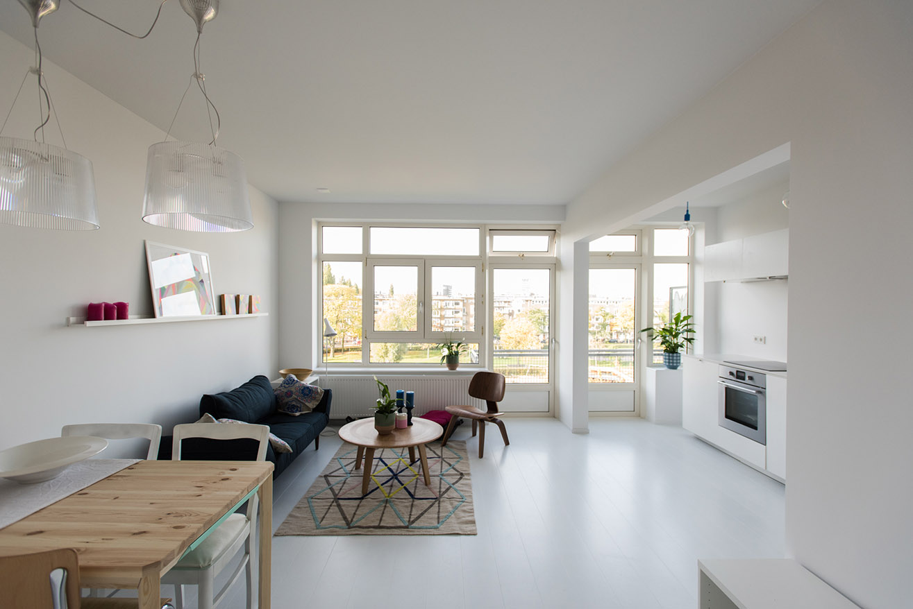 Appartement verbouwing